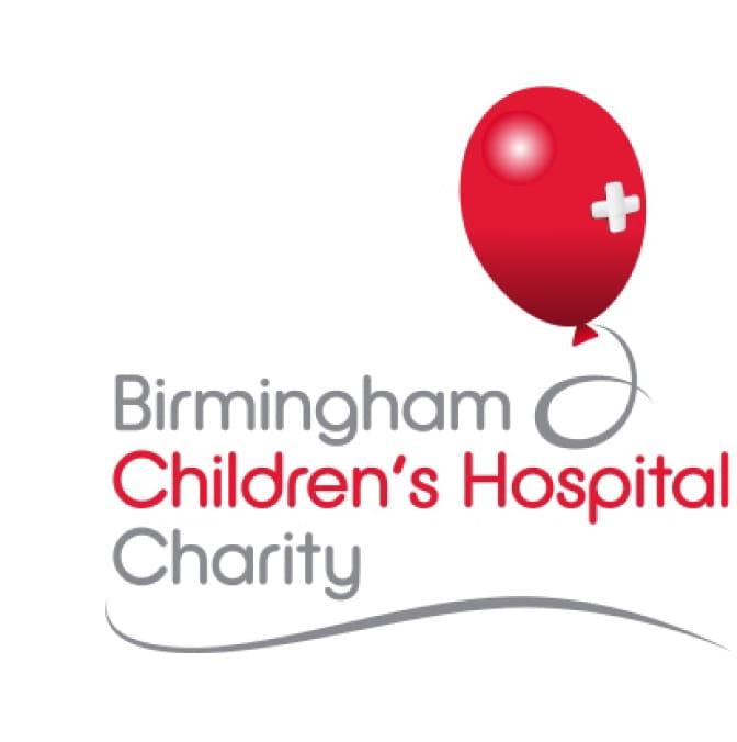 Birmingham Children's Hospital Charity Logo