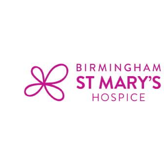 Birmingham St Mary's Hospice Logo