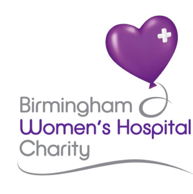 Birmingham Women's Hospital Charity Logo