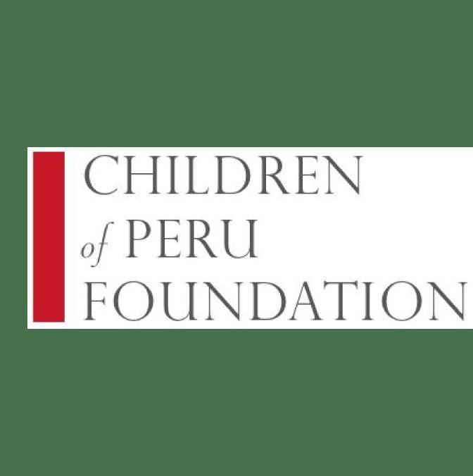 Children of Peru Foundation Logo