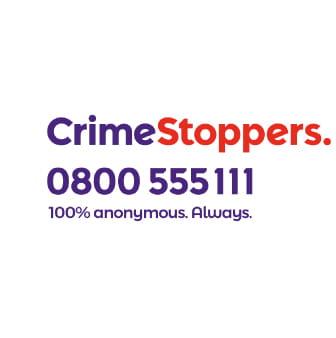 Crimestoppers Trust Logo