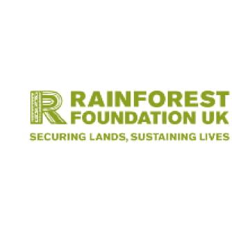 Rainforest Foundation UK Logo