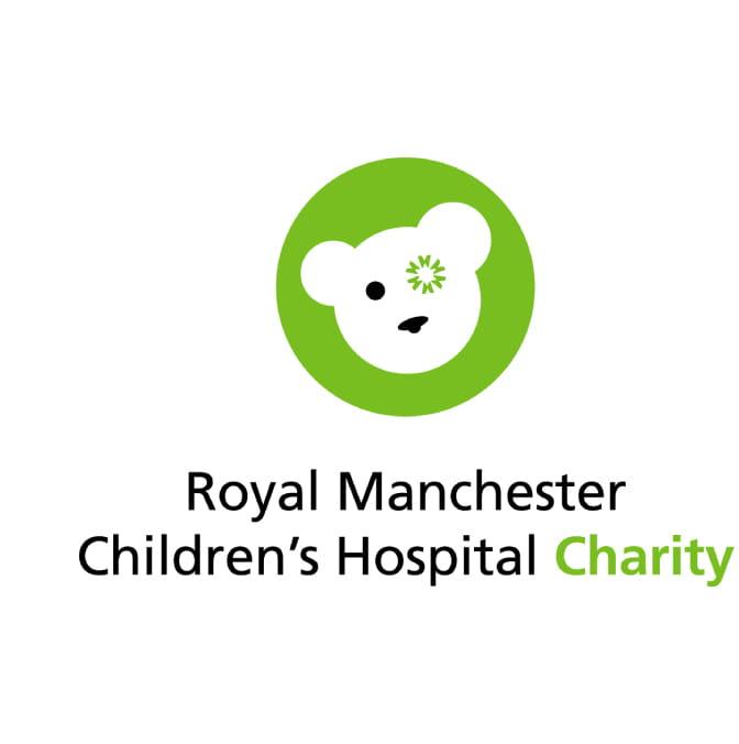 Royal Manchester Children's Charity Logo