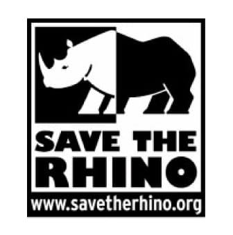 Save The Rhino Logo