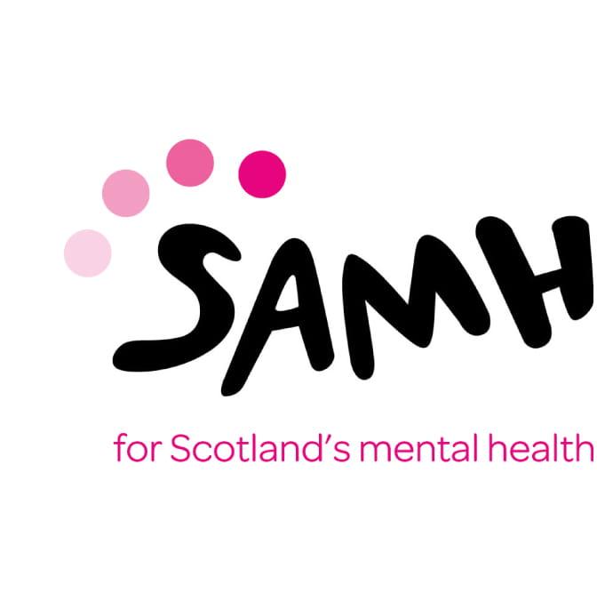 Scottish Association for Mental Health Logo