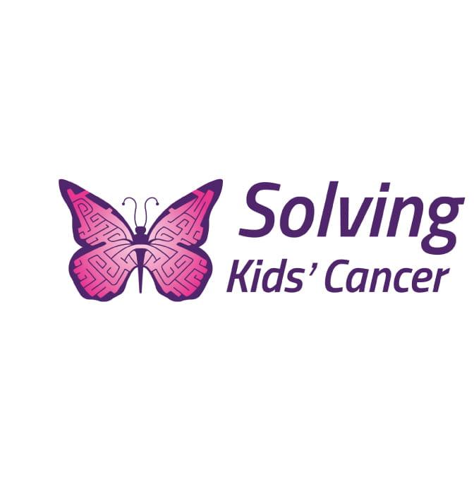 Solving Kids' Cancer Logo