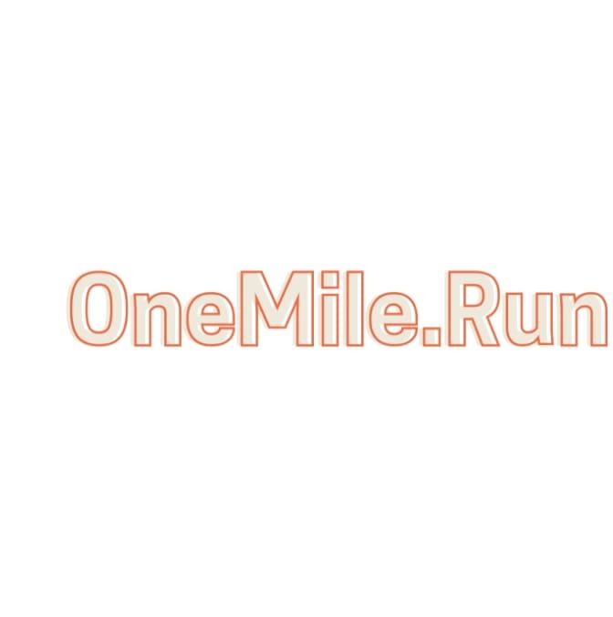 One Mile Run logo