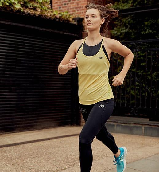 The official Virgin Money London Marathon training range from New Balance