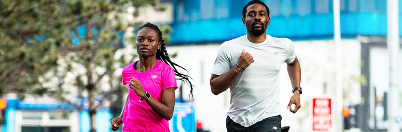 Afua and Yemi Williams